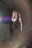 Belarus Fashion Week. Child Fashion Royalty Free Stock Photo