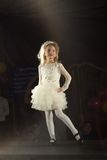 Belarus Fashion Week. Child Fashion Royalty Free Stock Images