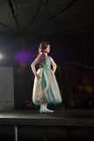 Belarus Fashion Week. Child Fashion Stock Images