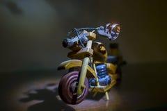 Wedding biker stock photography