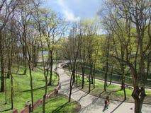 Belarus, Gomel. The Park of princes Rumyantsev-Paskevich Royalty Free Stock Image