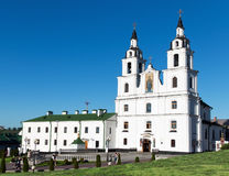 Belarus Minsk The main Orthodox church Royalty Free Stock Image