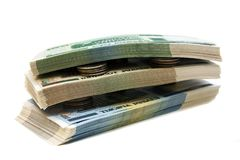 The Belarus money Stock Photo