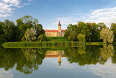 Belarus, Nesvizh Castle Royalty Free Stock Photo