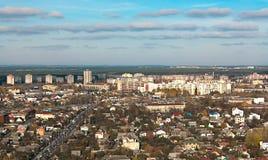 belarus panorama Minsk Obrazy Stock