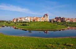 belarus uruchie gromadzki mikro nowy Minsk Obraz Royalty Free