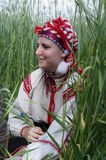 Belarusian girl Royalty Free Stock Image