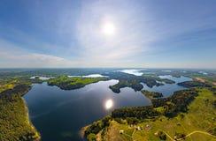 Belarusian lakes Stock Photography