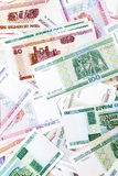 Belarusian money, close-up Stock Photography
