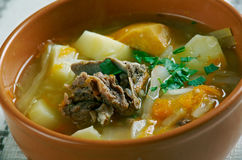Belarusian traditional soup Royalty Free Stock Photography