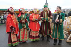 Belorussian traditions Stock Images