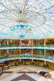 Belarussian Shopping Center Stolitsa In Minsk Stock Photos