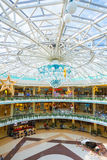 Belarussian Shopping Center Stolitsa In Minsk Stock Photos