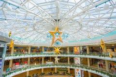Belarussian Shopping Center Stolitsa In Minsk Stock Images