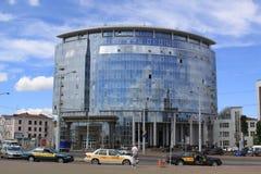 Belarussische staatliche Universität von internationalen Beziehungen Lizenzfreies Stockbild