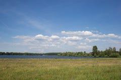 Belarussischer See Stockfotografie