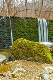 Belasitsa berg och vatten på galna Mary River, Bulgarien Arkivbilder