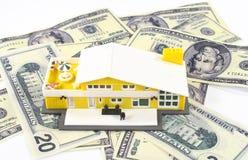 Belasten Sie Ihre Anlagegüter hypothekarisch Lizenzfreies Stockfoto