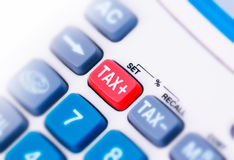 belasting Royalty-vrije Stock Afbeelding