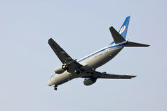 Belavia Boeing 737 Royalty Free Stock Images