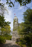 Belbedere castle Royalty Free Stock Images