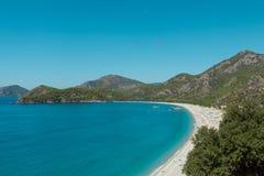 Belcekiz Beach, Oludeniz, Turkey Stock Image