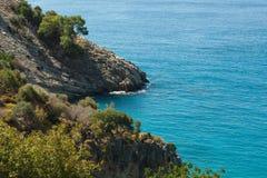 Belcekiz Beach, Oludeniz, Turkey Stock Photos