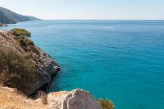 Belcekiz Beach, Oludeniz, Turkey Royalty Free Stock Photography