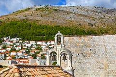 Belces de Dubrovnik, Croacia Fotos de archivo libres de regalías