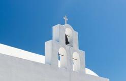 Belces de una iglesia ortodoxa Fotografía de archivo