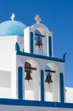 Belces de una iglesia ortodoxa Fotos de archivo