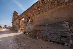 Belchite Stock Fotografie