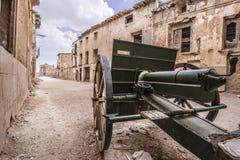Belchite Royalty Free Stock Photos