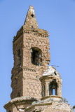 Belchite destroyed in a bombing Spanish Civil Stock Photography
