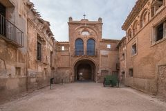 Belchite Stock Photos