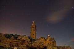 Belchite by Night Stock Photos