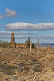 belchite ruiny Zdjęcie Stock
