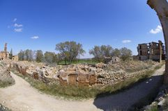 Belchite Stock Photography
