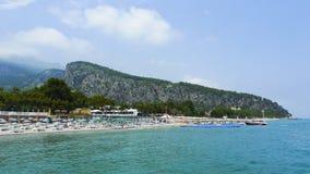 Beldibi, Turkije, de zomer van 2013 Stock Foto