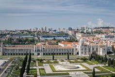Belem, Лиссабон, Португалия Стоковое фото RF