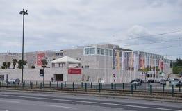 Belem Cultural Center, Lisbon, Portugal Royalty Free Stock Photo