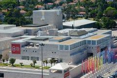 Belem Cultural Center, Lisbon, Portugal Stock Image