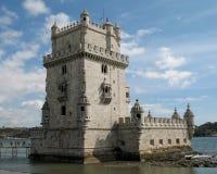 belem de Portugal Lizbońskiej torre Zdjęcie Stock