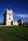 belem de torre Arkivbilder