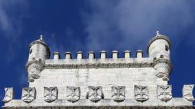 belem de torre Fotografering för Bildbyråer