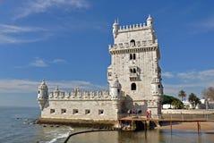 belem de torre Royaltyfria Foton