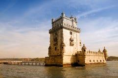 belem de torre Royaltyfri Fotografi