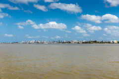 Belem do Para in Brazil.  Stock Images