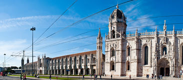 Belem-Kloster, Portugal Lizenzfreies Stockfoto