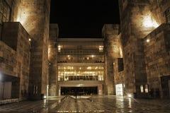 Belem kulturell mitt i Lissabon 2 Arkivfoto